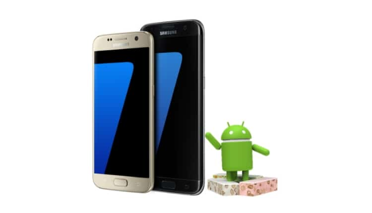 Telefoanele si tabletele Samsung care primesc update la Android 7.0 (Nougat)