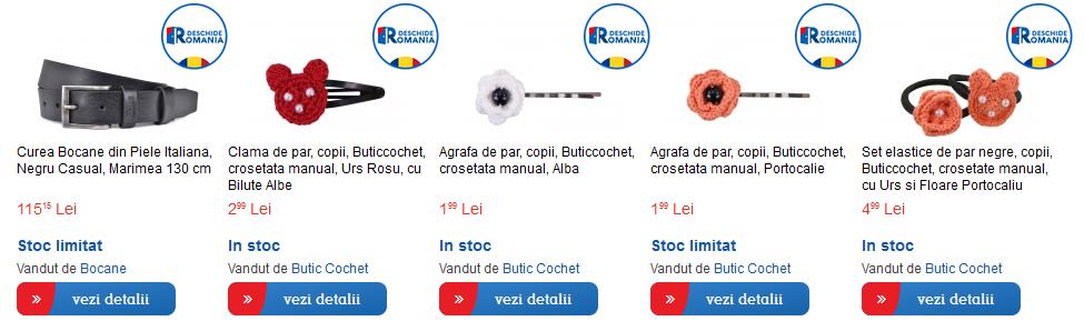 eMAG Deschide Romania, un program dedicat producatorilor locali