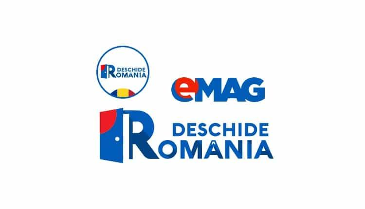 eMAG Deschide Romania, un program dedicat producatorilor locali ss