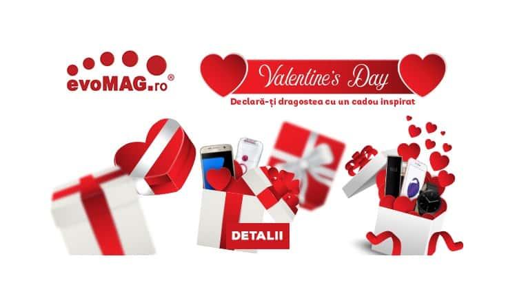 evoMAG Valentines Day Declara-ti dragostea cu un cadou special!