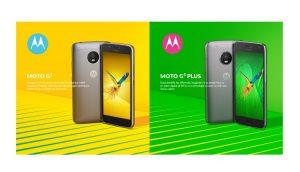 Lenovo anunta Moto G5 si Moto G5 Plus
