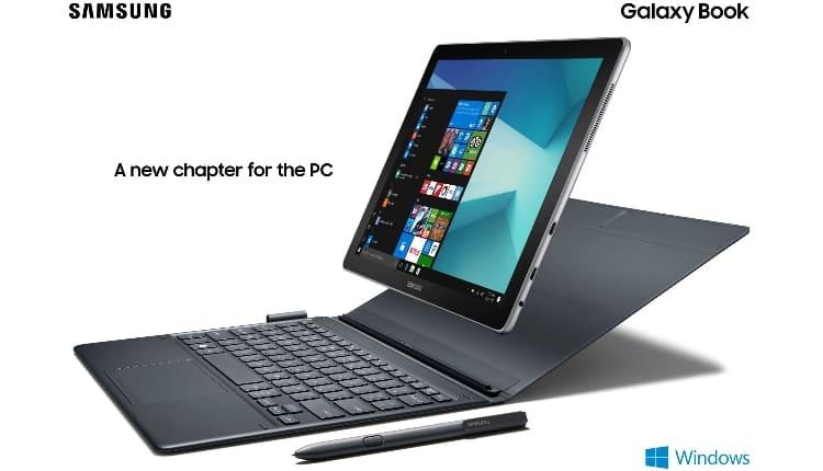 Samsung a lansat Galaxy Tab S3 si Galaxy Book