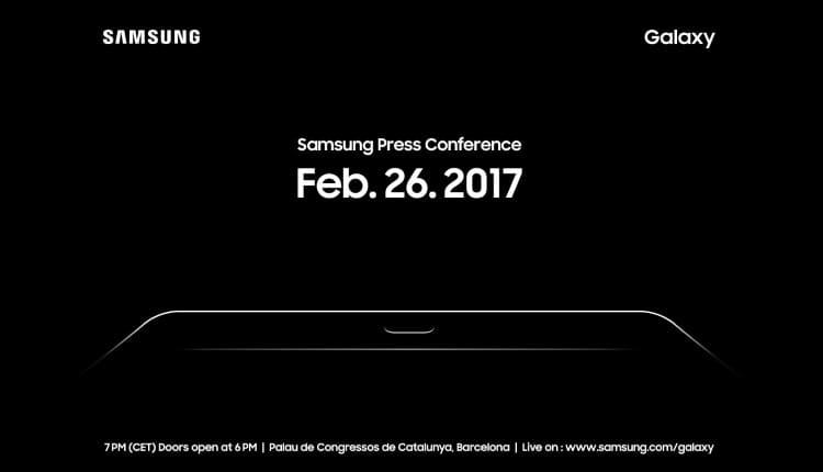 Samsung lanseaza un nou device Galaxy pe 26 Februarie