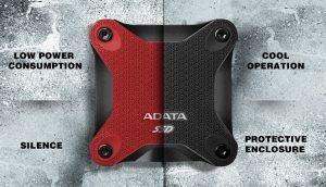 ADATA SD600 un nou SSD extern cu tehnologie 3D