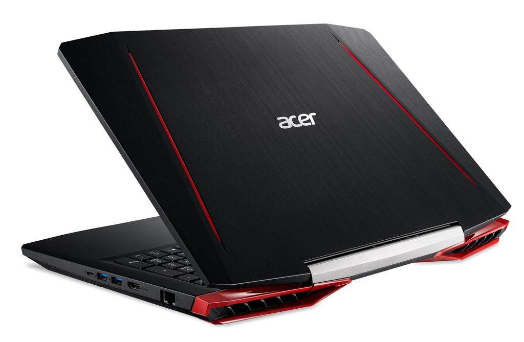 Aspire VX 15 notebook de gaming disponibile in Romania
