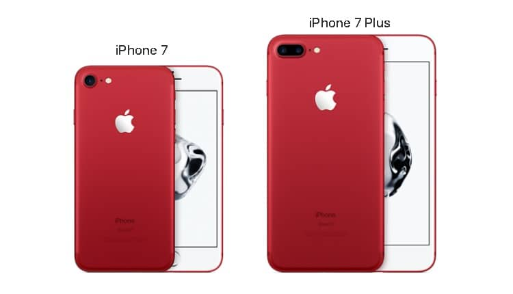 iPhone 7 Red Special Edition preturi in Romania