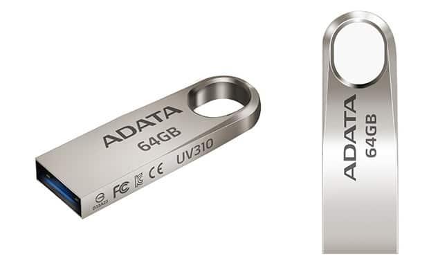 ADATA UV310 este noul Flash Drive USB rezistent la praf, socuri si apa