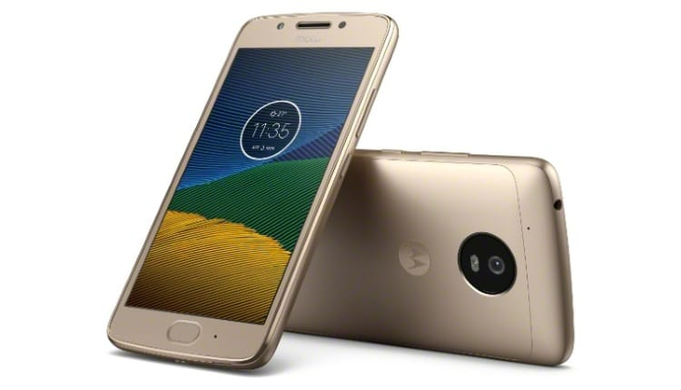 Noul Moto G5 este disponibil in Romania