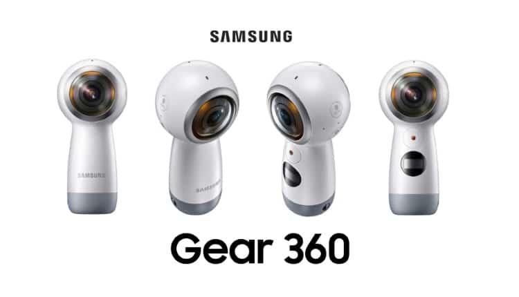Noul Samsung Gear 360 (2017) cu rezolutie 4K a fost lansat ss