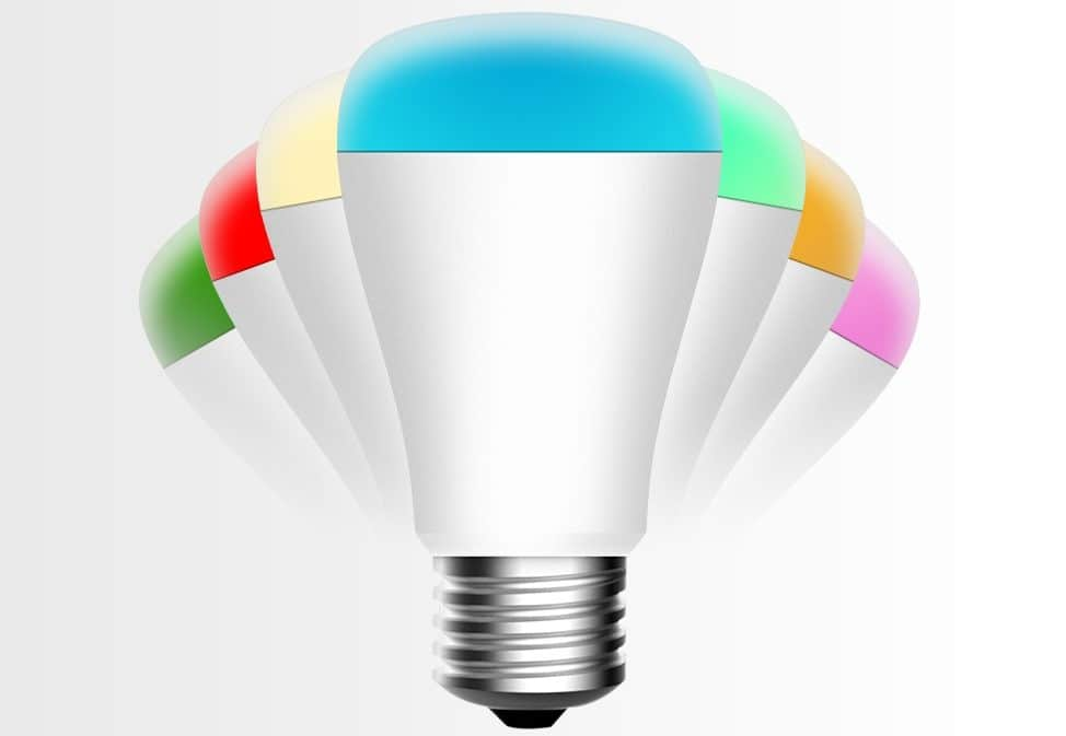 Allview Smart Home se extinde cu becuri inteligente si comutator wireless-Rainbow-Smart-Bulb