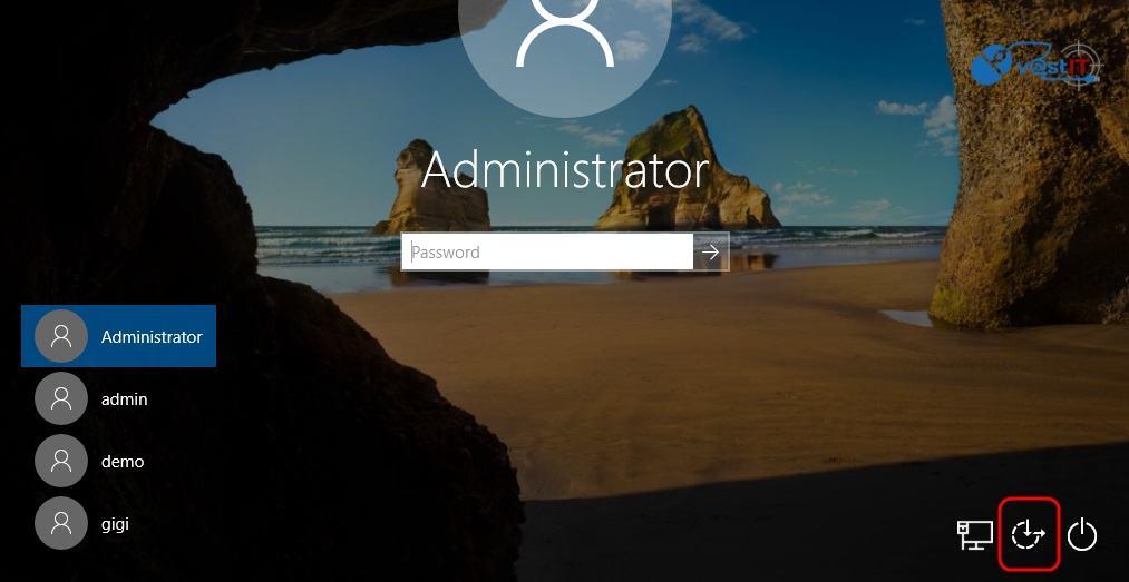 Recuperare parola de Windows 10, chiar si pentru contul Administrator-easeofaccess