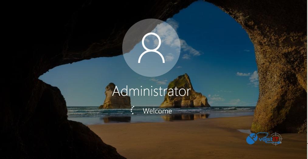 Recuperare parola de Windows 10, chiar si pentru contul Administrator-pass-ok