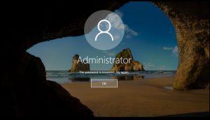 Recuperare parola de Windows 10, chiar si pentru contul Administrator-ss