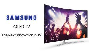 Noua gama de televizoare premium Samsung QLED TV s-a lansat in Romania