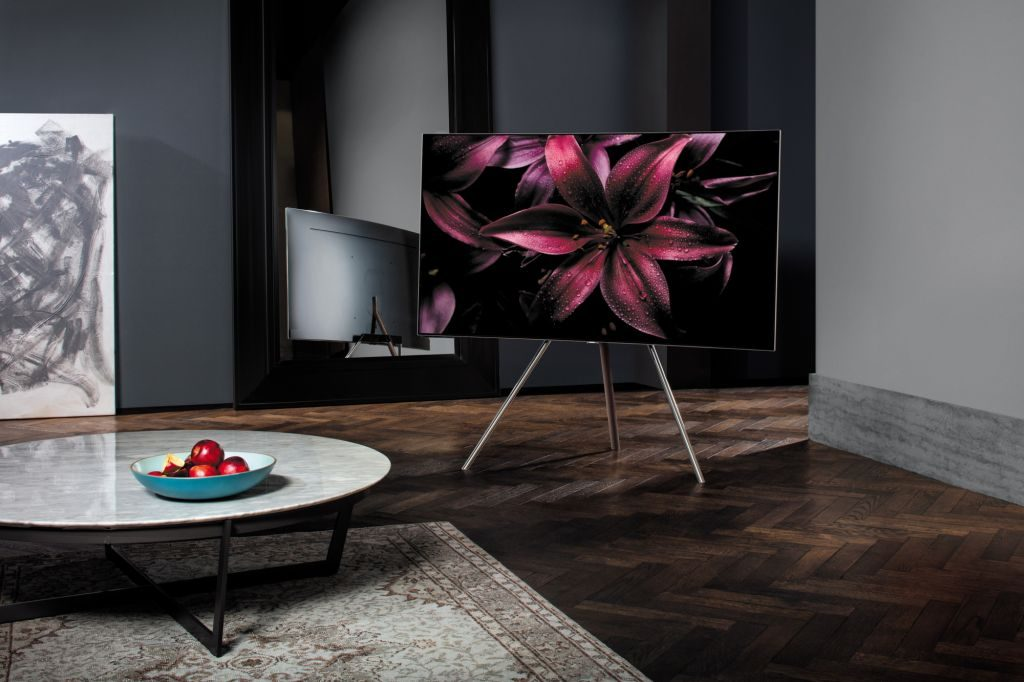 Samsung a lansat in Romania noua gama de televizoare premium QLED_StudioStand