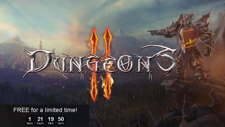 Dungeons 2 - Joc gratuit pe Steam prin Humble Bundle