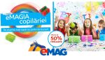 Reduceri si recomandari pentru 1 iunie la eMAG, evoMAG, Flanco ss
