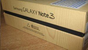 Samsung Galaxy Note 3 primeste un nou update ss