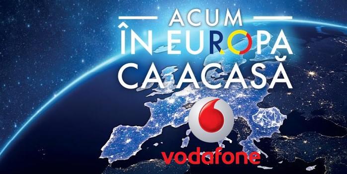 Vodafone anunta oficial eliminarea tarifelor de roaming din UE in limita Politicii de Utilizare Rezonabila