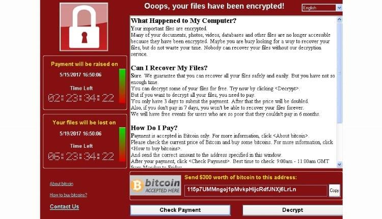 WannaCrypt Ransomware - Cum putem sa prevenim infectarea cu virus ss1
