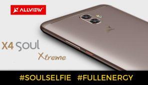 Allview a lansat X4 Xtreme cu display de 6 inch si baterie de 4550mAh