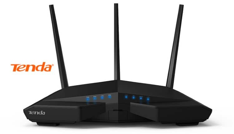 TENDA AC18 - Router cu Smart Dual-Band Gigabit este disponibil in Romania