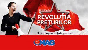 eMAG Revolutia Preturilor 20 Iunie 2017