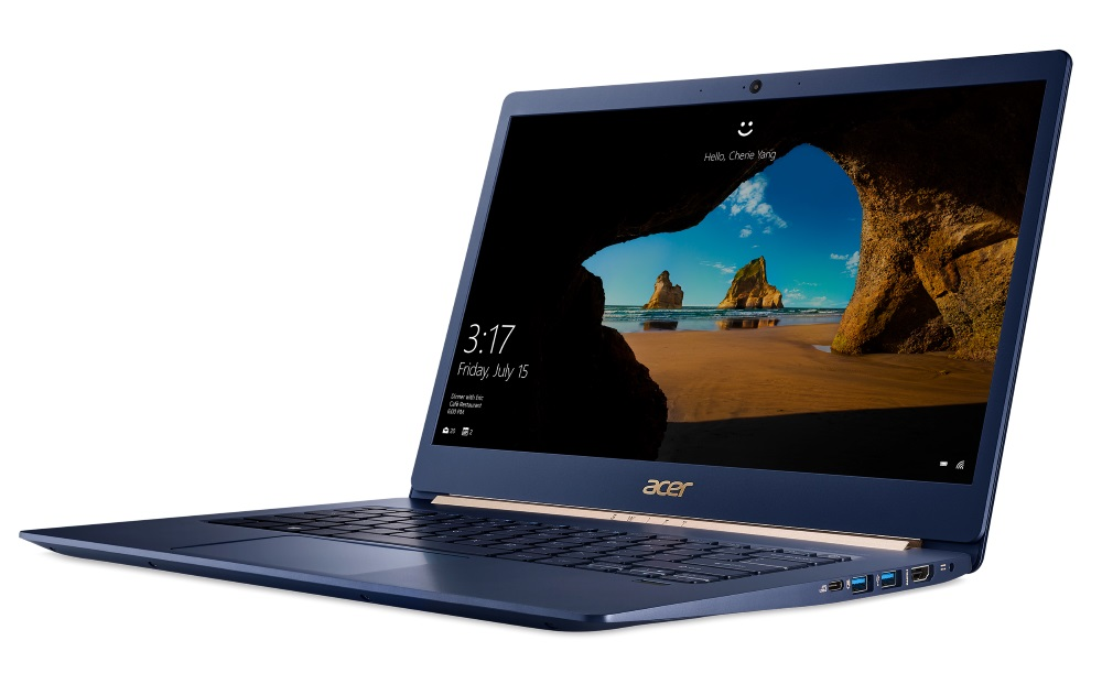 Acer lanseaza 3 notebook noi - Swift 5, Spin 5 si Switch 7 Black Edition 2