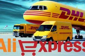 Comenzi AliExpres prin DHL si obtinerea de cod EORI