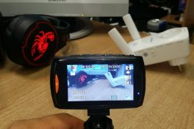 Concurs + Review Camera Auto FullHD Xblitz Black Bird Blister