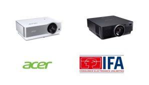 IFA Berlin 2017 - Acer lanseaza doua noi proiectoare 4K: VL7860 si P8800