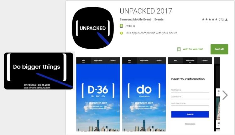 Samsung lanseaza astazi Galaxy Note8 si va fi trasmis in 360 livestreaming