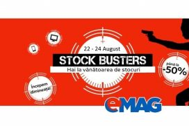 eMAG Stock Busters 22 August 2017