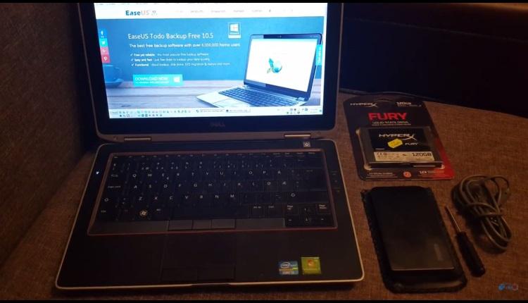 Concurs - Metoda simpla de mutare a sistemului de operare Windows de pe HDD pe un SSD nou si de capacitate mai mica