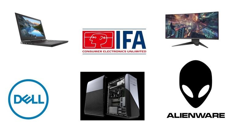 IFA Berlin 2017 – Dell si Alienware lanseaza noi dispozitive de gaming