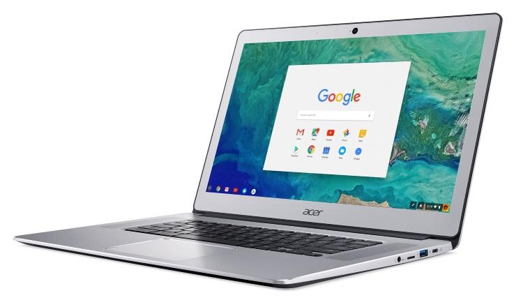 IFA Berlin 2017 - Acer lanseaza primul Chromebook cu ecran de 15.6 inch
