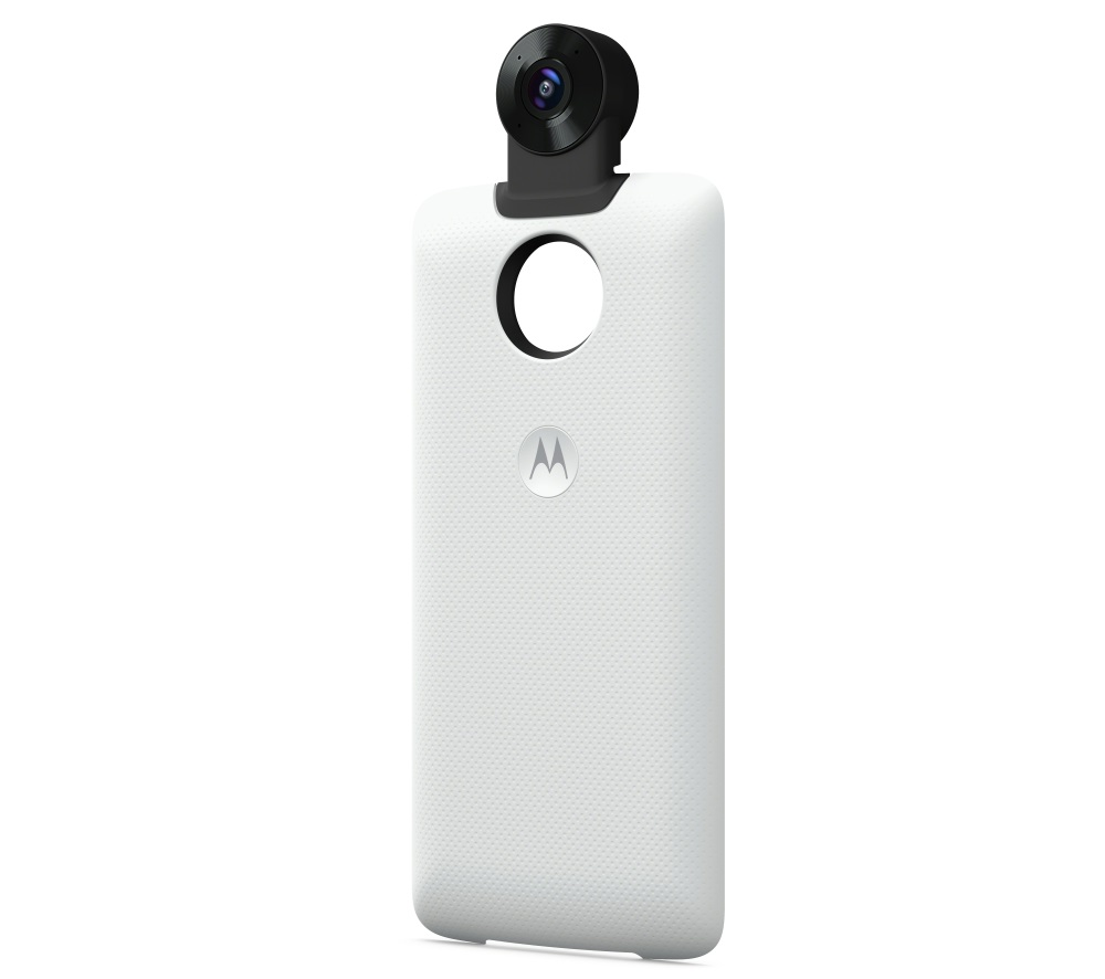 IFA Berlin 2017 - Lenovo lanseaza Moto X4, Moto Z2 Force Edition si Moto Mods 360 camera