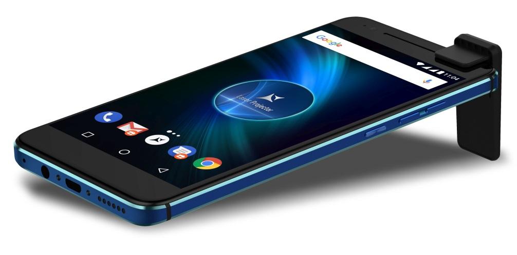 Allview a lansat X4 Soul Vision, un telefon cu proiectie laser portabila 1