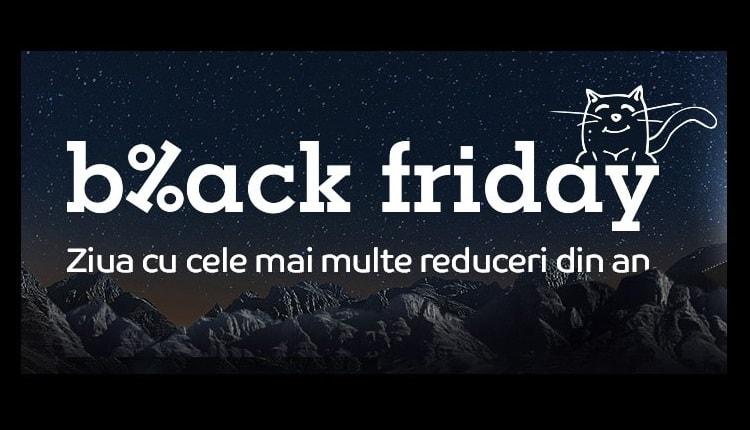 Black Friday 2017 la eMAG va fi organizat pe data de 17 noiembrie