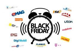Black Friday 2017: Lista Magazine Participante, data si ora de incepere, cataloage reduceri [LIVE BLOGGING]