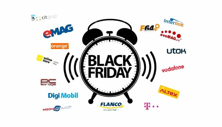 Black Friday 2017 lista magazine participante