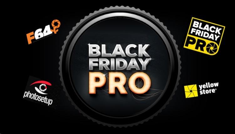 Black Friday Pro 2017 la F64, YellowStore si alte cateva magazine de specialitate