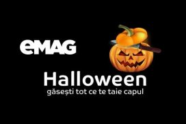 In scurt timp incepe eMAG Halloween Crazy Days 2017