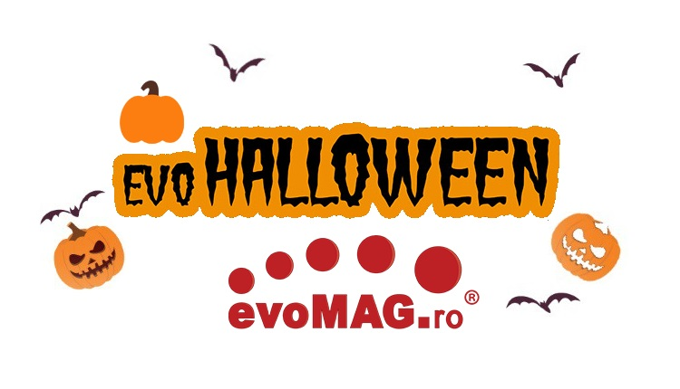 Reduceri bantuite evoHalloween la evoMAG!