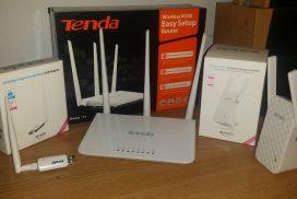 Router Tenda N300 F3, Range Extender A9, USB Adapter U1- Varianta ieftina si simpla de retea fara fire (wireless) pentru acasa