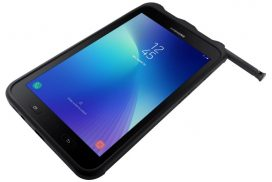 Samsung Galaxy Tab Active2 - o tableta rezistent care functioneaza in conditii extreme