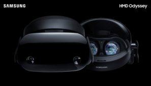 Samsung si Microsoft au lansat Casca Windows Mixed Reality HMD Odyssey