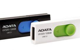 UV220 si UV320 - doua noi memorii USB de la ADATA