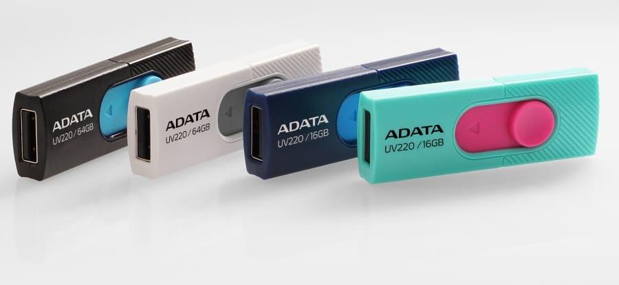 UV220 si UV320 - doua noi memorii USB de la ADATA2