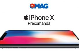 iPhone X disponibil la precomanda la eMAG, Flanco, Altex, QuickMobile...